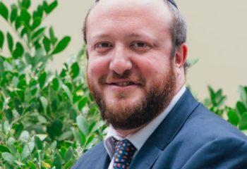 Rabbi Mendy Levine Executive Director
